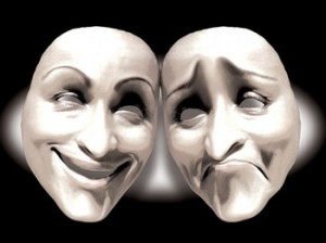 emozioni maschere